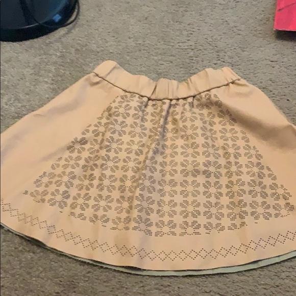 Club Monaco Dresses & Skirts - Fall Leather Skirt